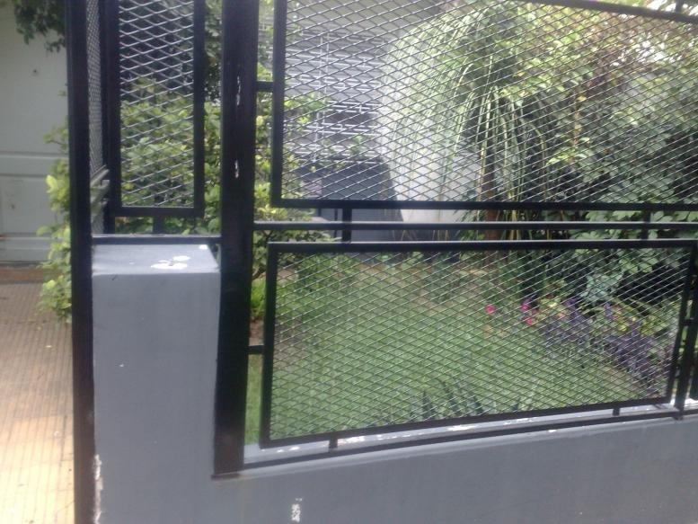 Trabajos de herreria - Rejas de protección para balcones
